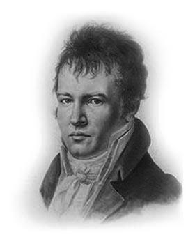 Александр фон Гумбольдт в Змеиногорске
