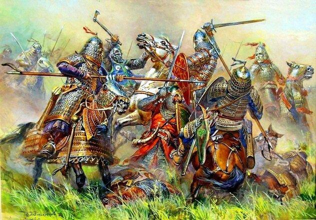 Русские летописи: откуда на Руси узнали про монгольское ИГО?
