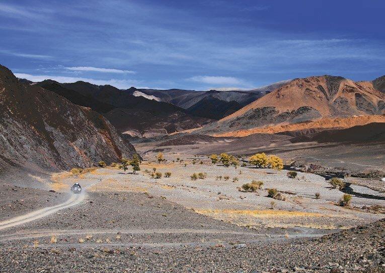 TERRA-MONGOLIA Продолжаем путешествие по пяти Алтаям