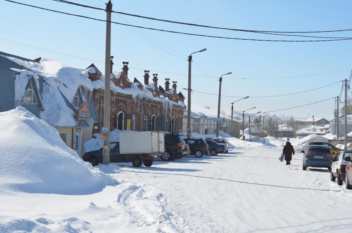 Змеиногорск. Горнозаводской музей и окрестности