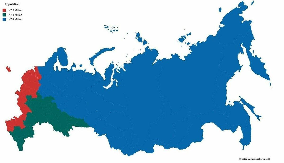 Россия вымерла, а мы и не заметили. Как нам врут про численность россиян