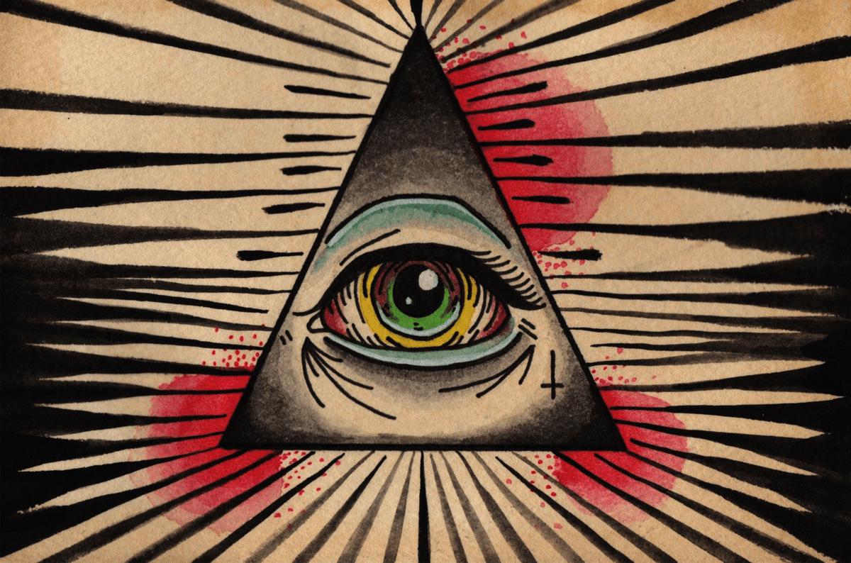 Иллюминаты: факты и история тайного общества