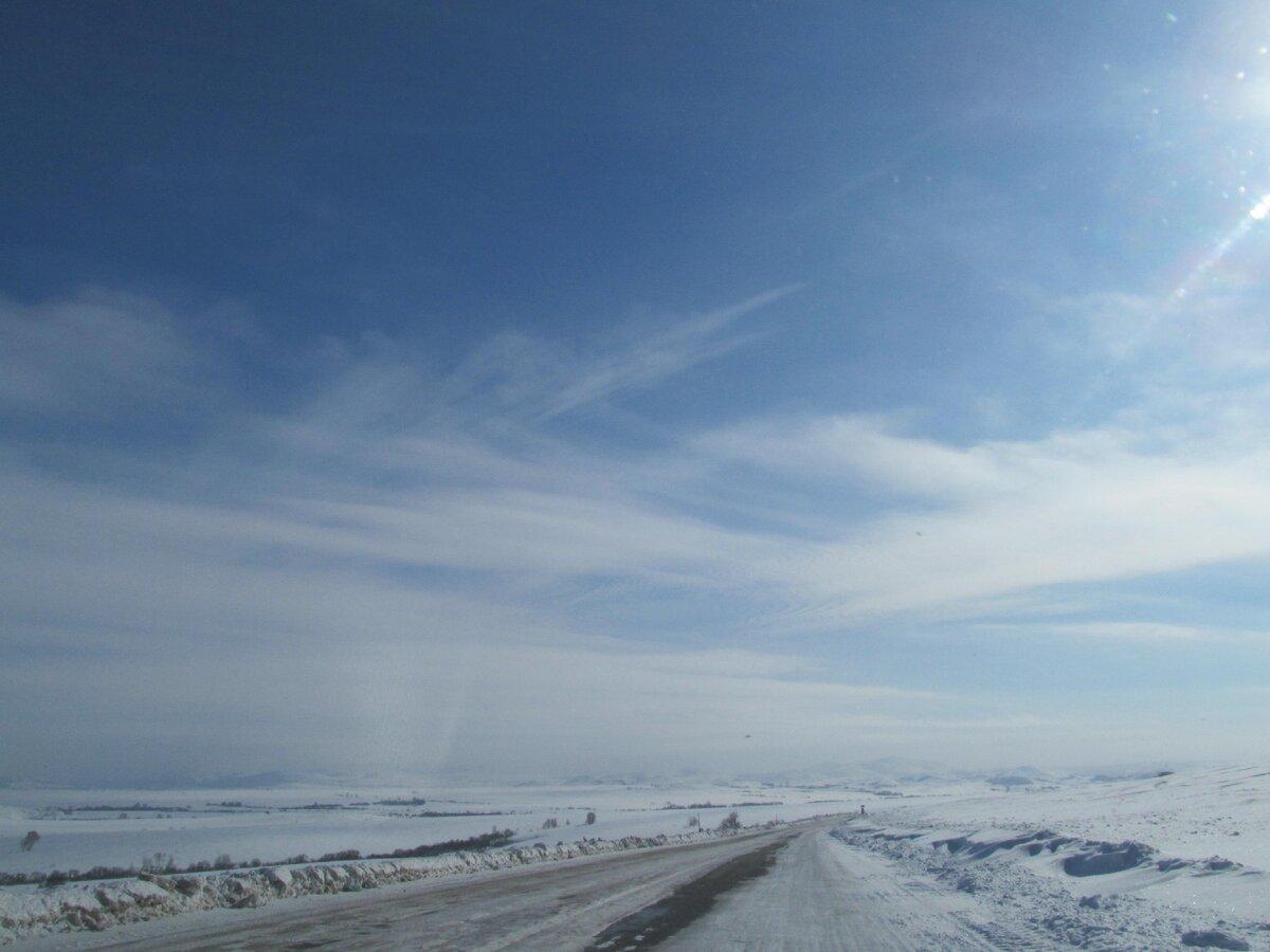 Уникальные пейзажи Алтайского края